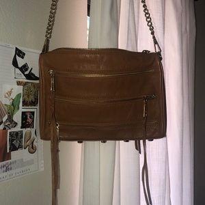Lightly used Rebecca Minkoff leather crossbody bag